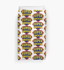 Super Groom Duvet Cover