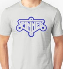 SPINNER - BLADE RUNNER FLY CAR (BLUE) T-Shirt