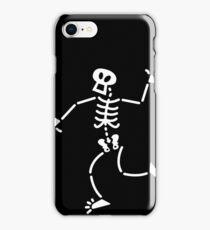Surprised Skeleton iPhone Case/Skin