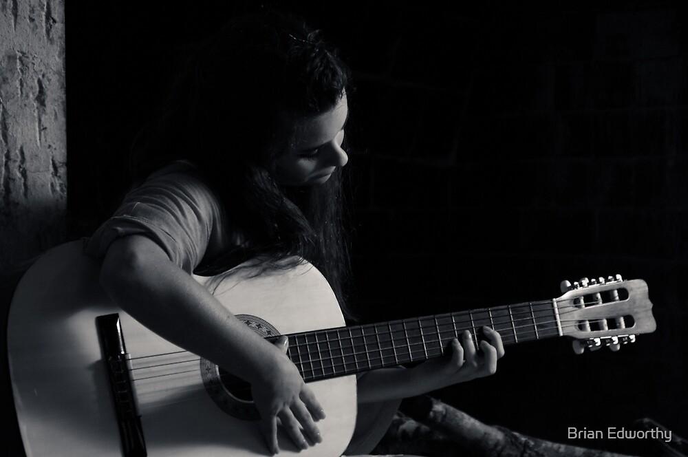 5 string serenade by Brian Edworthy