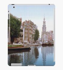Vintage Amsterdam Photo-Picture iPad Case/Skin