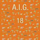 Pattern AIG 18 Darjeeling Limited & Hotel Chevalier by bonieiji