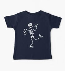 Skeleton Laughing Kids Clothes