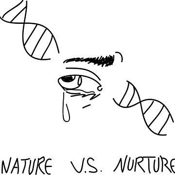 Nature vs nurture by mochababeacc