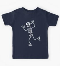 Skeleton Frightening Kids Clothes