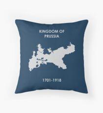 Kingdom of Prussia Throw Pillow