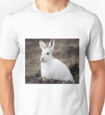 Arctic Hare Unisex T-Shirt