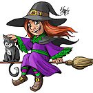 Little Witch by Soulhuntress