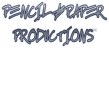Pencil & Paper Productions logo (alternate) by Grathas