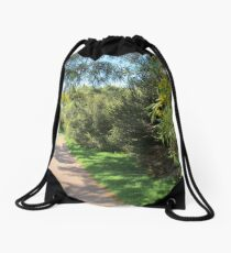 The Track Drawstring Bag