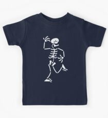 Dancing Skeleton Kids Tee