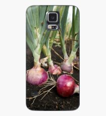 Red Onions Case/Skin for Samsung Galaxy