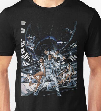 James Bond - 007 - Moon Raker  Unisex T-Shirt