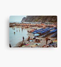 Monterosso Al Mare N.5 Canvas Print