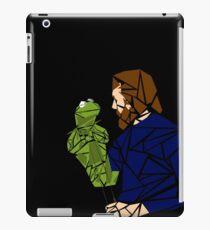 The Muppet Master (version 2) iPad Case/Skin