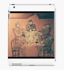 Gambler's Saloon iPad Case/Skin
