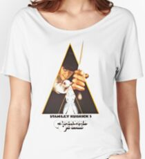 A Clockwork Orange - Stanley Kubrick Women's Relaxed Fit T-Shirt
