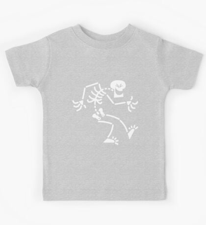 Naughty Skeleton Kids Clothes