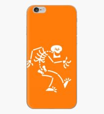 Naughty Skeleton iPhone Case