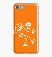 Naughty Skeleton iPhone Case/Skin