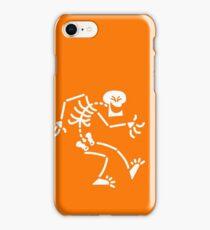 Naughty Skeleton iPhone Case/Skin