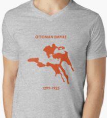 The Ottoman Empire T-Shirt mit V-Ausschnitt