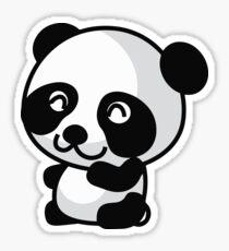 Anime Panda Sticker