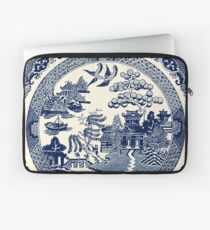 China Blaue Weide Laptoptasche