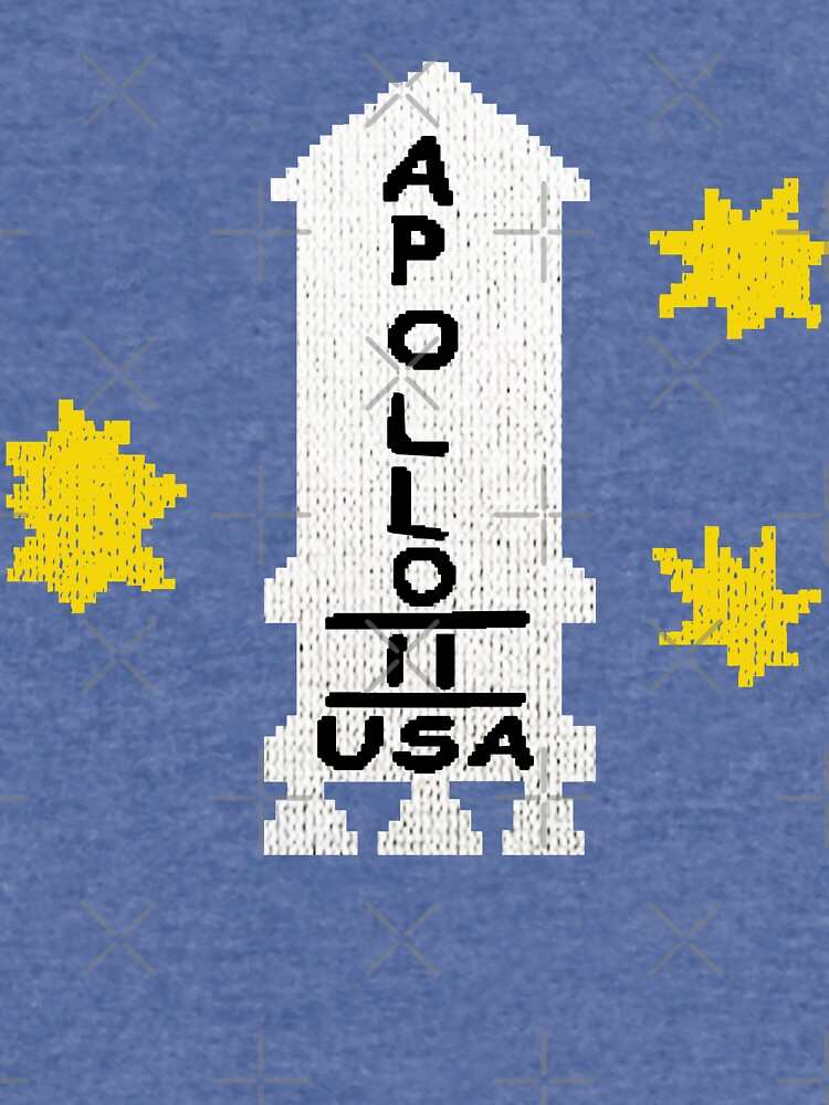 Danny Torrance Apollo 11 Sweater  by robotface