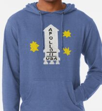 Danny Torrance Apollo 11 Pullover Leichter Hoodie