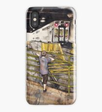 The End of the Line iPhone Case/Skin