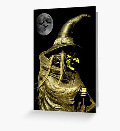 Halloween Night ~ Part Two Greeting Card