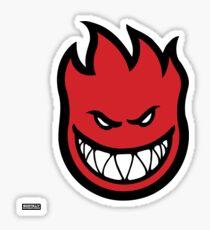 Spitfire logo sticker Sticker