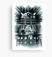 Dalek- Dr who Canvas Print