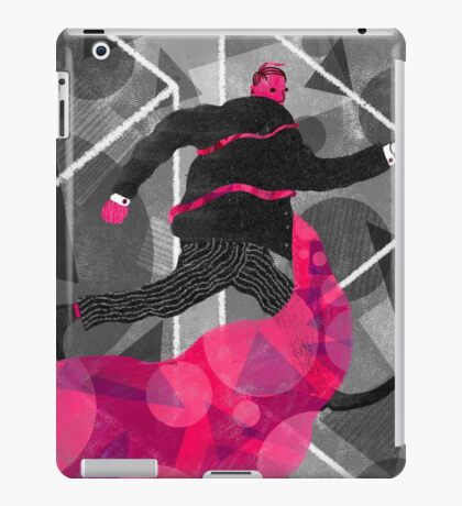 Time, The Devourer of Everything iPad Case/Skin