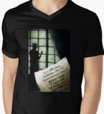 Warten auf dich ... [Silent Hill 2] T-Shirt mit V-Ausschnitt