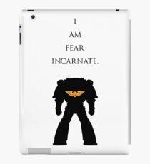 Fear Incarnate iPad Case/Skin