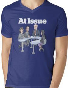 At Issue Panel Mens V-Neck T-Shirt