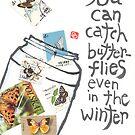 Let's Look For Butterflies by dosankodebbie