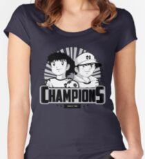 Champions Women's Fitted Scoop T-Shirt