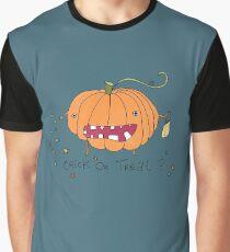 Happy Halloween pumpkin Graphic T-Shirt