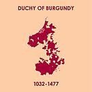 Duchy of Burgundy by mehmetikberker