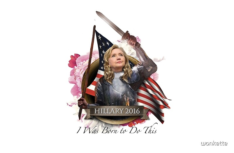 Image result for hillary born to do this