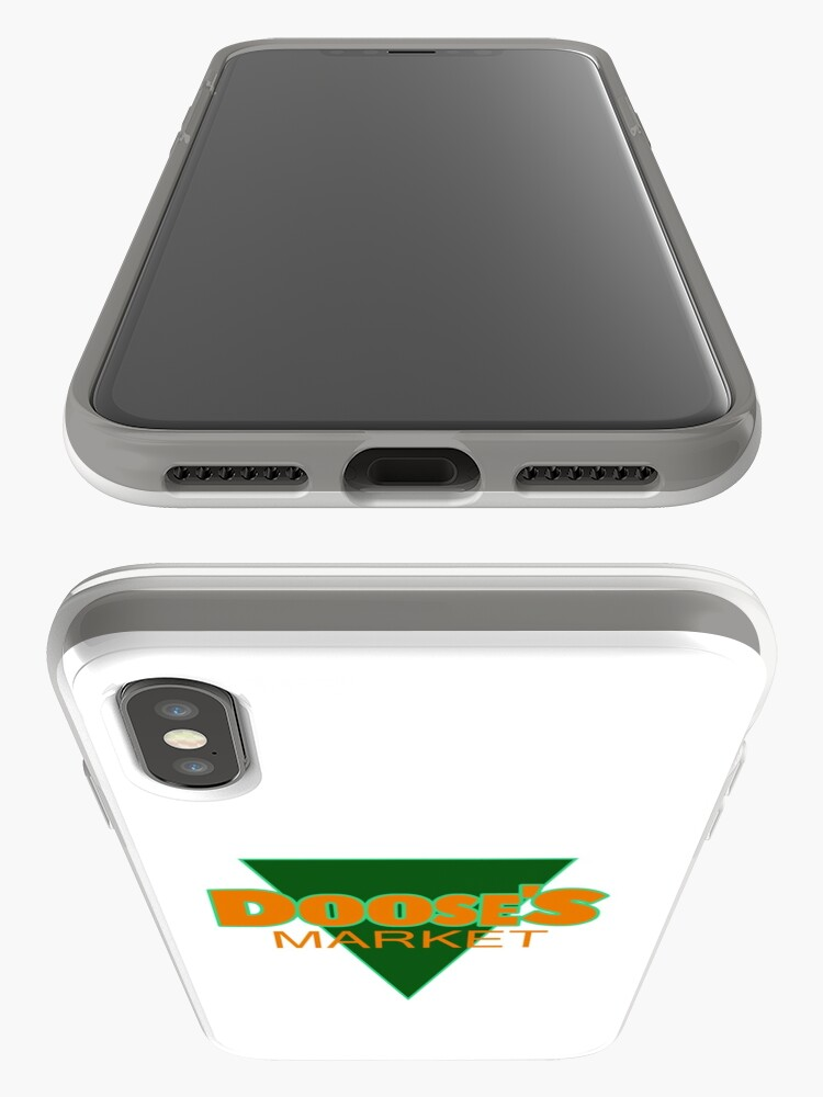 Alternate view of Doose's Market iPhone Case & Cover