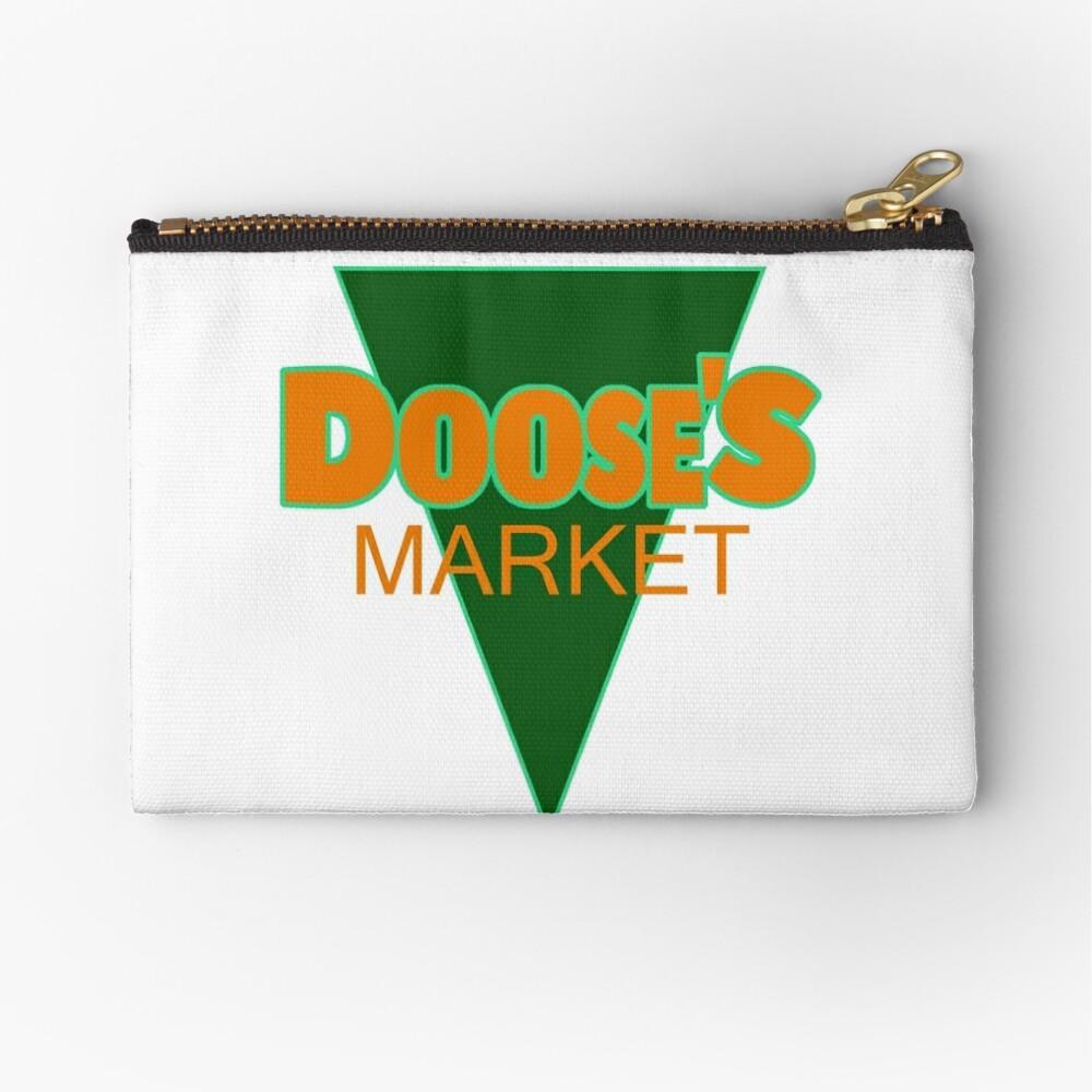 Doose's Market Zipper Pouch