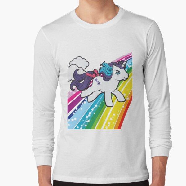 My Little Pony - 80s Long Sleeve T-Shirt