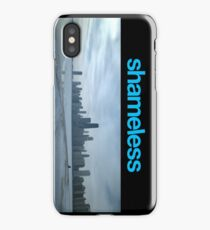 Shameless - Chicago skyline iPhone Case