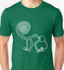 Nazca Monkey Unisex T-Shirt