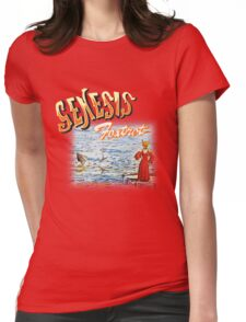 Foxtrot - Genesis Womens Fitted T-Shirt