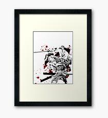 Drifters-Shimazu Toyohisa 6 Framed Print